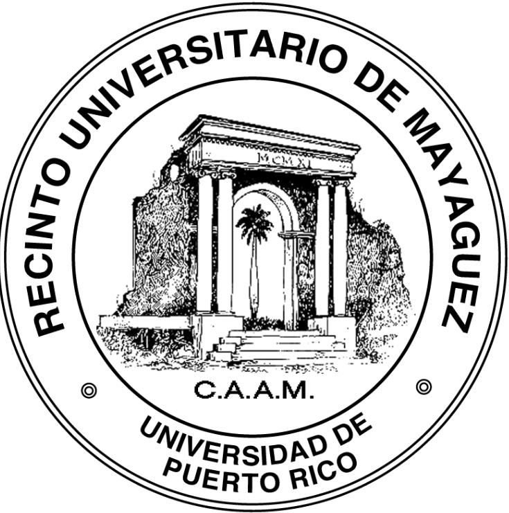 Logo del RUM