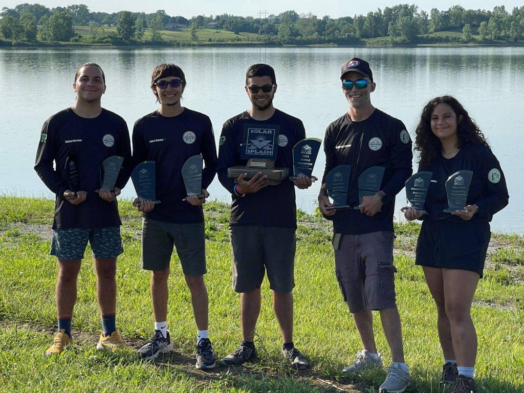 UPRM Solar Boat Team
