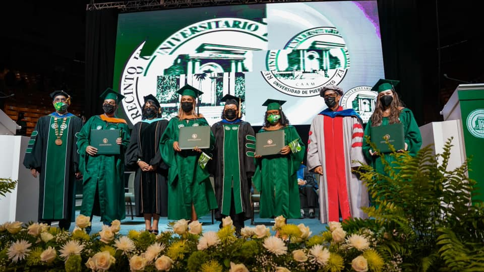 Centésima octava graduación del RUM